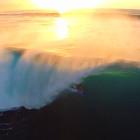 【動画】オアフ島ノースショアにてクアッドコプターとGoProを使って撮影された、波と陽光の美しいダイナミックなサーフィン映像