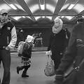 【動画】ありふれた日常の時が止まったように感じる、地下鉄の駅へ滑り込む列車からハイスピードカメラで撮影した映像作品『 Stainless 』