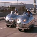 【動画】ノスタルジックでありスチームパンクでもある、ハンドメイドで作られた3輪バイク『 Decopods 』がとても魅力的!