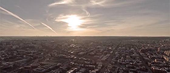 【動画】『DJI Phantom 2』と『Zenmuse H3-2D』と『GoPro Hero 3』を組み合わせて撮影された、ワシントンD.Cの空中撮影映像が凄い