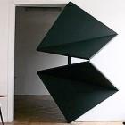 【動画】正方形の2枚の板を折り紙の様に折りながら開閉する、新しいドア『 Evolution Door 』が面白い
