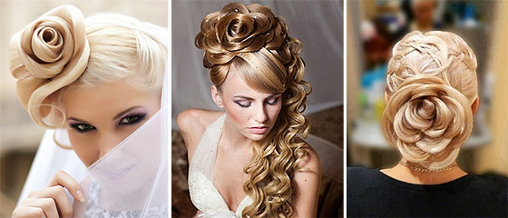 【動画アリ】これで貴女も可愛さアップ!髪の毛をとってもゴージャスな花飾りにまとめる驚きのテクニック映像