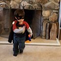 【動画】DreamWorksでエフェクトアーティストを務めるお父さんが、エフェクトの力で愛息子をスーパーヒーローに大変身させる動画『 Action Movie Kid 』
