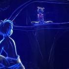 【動画】元ウォルト・ディズニー・スタジオのアニメーター グレン・キーン氏による、次第に成長していく2人と1頭を味のある手描きスケッチで描いた美しいアニメーション作品『 The Duet 』