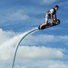 【動画】宙を自在に舞う事が出来るホバーボードの、とってもダイナミックで楽しそうな映像『 Hoverboard in Real Life! In 4K! 』