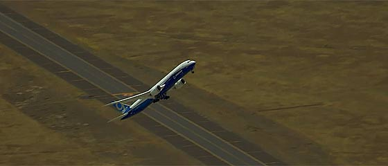 【動画】航空ショーでまるでラジコンの様な驚くべき旋回性能を魅せる旅客機、ボーイング787-9ドリームライナーの動きが素晴らしい!
