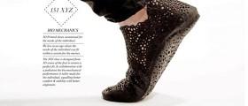 3Dプリンティングで形作る靴