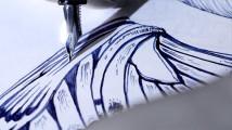 PILOTが出した万年筆の新製品『 ジャスタス95 』の書き味を紹介する動画が素晴らしい【動画】4