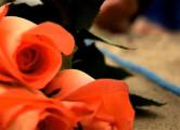 赤い紐をたどっていくとそこには…ある女性の心温まる物語『A Journey』4
