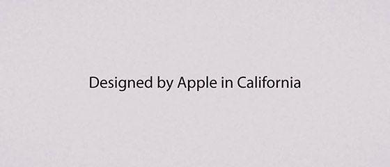 【動画】アップルがWWDC2013で上映したプロモーション映像『Intention』