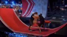 アメリカ版風雲たけし城『 American Ninja Warrior 』に突如乱入してきた、全裸男のチン騒動が面白い4