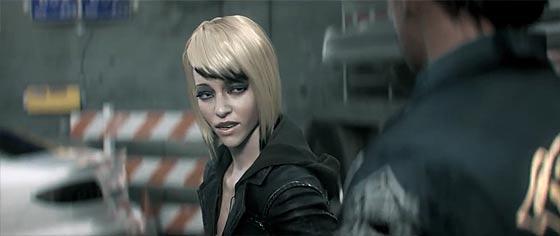 四方八方から襲い来るゾンビの大軍をロードローラーでひき潰す、Xbox One用アクションゲーム『 Dead Rising 3 』予告映像5