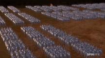 テレビドラマ『 Game of Thrones season 3 』のデジタル処理の凄さがよく分かるデモ動画4