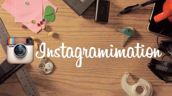 ムービーも公開できるようになったアプリ『Instagram』が使った、ストップモーション『Instagramimation』1