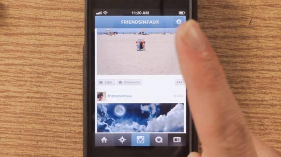ムービーも公開できるようになったアプリ『Instagram』が使った、ストップモーション『Instagramimation』2
