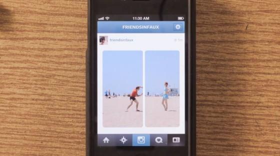 ムービーも公開できるようになったアプリ『Instagram』が使った、ストップモーション『Instagramimation』3
