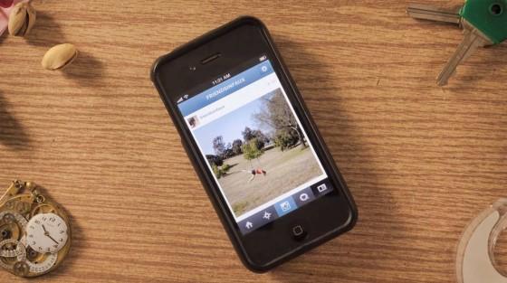 ムービーも公開できるようになったアプリ『Instagram』が使った、ストップモーション『Instagramimation』5