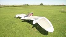 あのナウシカの『 メーヴェ 』の実動モデルともいえる飛行機を作るプロジェクト『 Open Sky3.0 』4