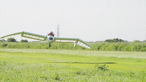 あのナウシカの『 メーヴェ 』の実動モデルともいえる飛行機を作るプロジェクト『 Open Sky3.0 』5
