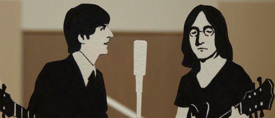 【動画】往年のBEATLESを紙で表現したストップモーションアニメ『PAPER THE BEATLES』が凄い