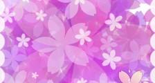 桜の花や花びらを表現したPhotoshopブラシ素材『25 Delicate-Looking Cherry Blossom Brushes』9
