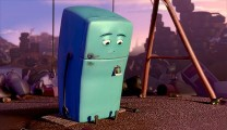 少年と古びた冷蔵庫の心温まる交流を描いた3DCGアニメーション『 Runaway 』5