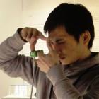 指のジェスチャーで構図を決めて、そのまま撮影できるカメラ『Ubi-Camera (ユビカメラ)』が面白い