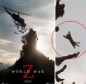 ネコも宙を舞う?!ブラッド・ピット主演の映画『WORLD WAR Z』のポスター1