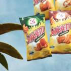 【動画】無人島で腹を空かした男性のもとに流れてきたスナック菓子。喜び勇んで封を開けて食べ始めた男性に起こった事とは?