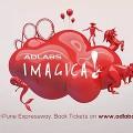 【動画】インドのムンバイにあるテーマパーク 『ADLABS IMAGICA!』 の、3DCGアニメーションを使ったCM