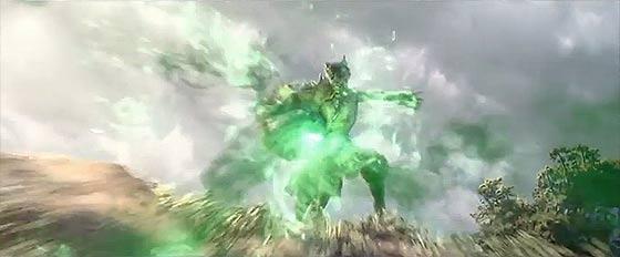 半獣人や獣たちが入り乱れて戦う中国のオンラインゲーム『 斗战神 』の予告映像が凄い11