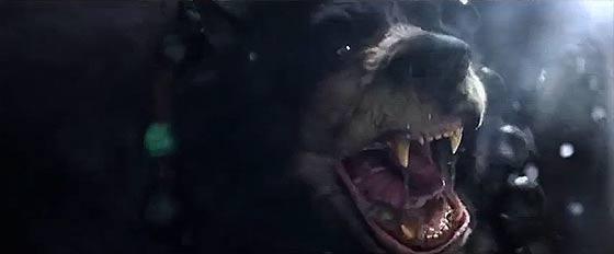 半獣人や獣たちが入り乱れて戦う中国のオンラインゲーム『 斗战神 』の予告映像が凄い6