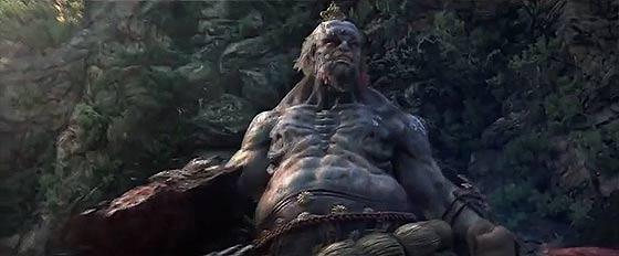 半獣人や獣たちが入り乱れて戦う中国のオンラインゲーム『 斗战神 』の予告映像が凄い8