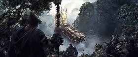 半獣人や獣たちが入り乱れて戦う中国のオンラインゲーム『 斗战神 』の予告映像が凄い9