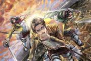 大人気漫画『 進撃の巨人 』の外国人ファンが描くファンアートが素晴らしい!8