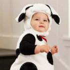 とても可愛らしい赤ん坊のコスプレ画像