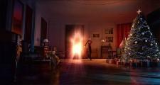 クリスマスと共に訪れる素敵なプレゼントの季節を伝える、カルティエによる3DCGを活かした高級感溢れるキャンペーン動画『 Winter Tale 』2
