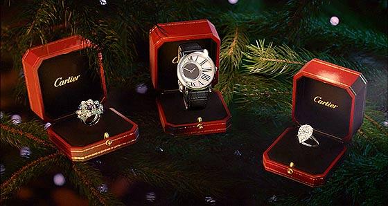 クリスマスと共に訪れる素敵なプレゼントの季節を伝える、カルティエによる3DCGを活かした高級感溢れるキャンペーン動画『 Winter Tale 』3