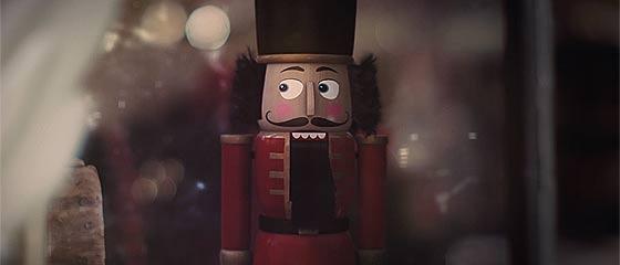 【動画】実写に3DCGをミックス!恋する衛士の人形に起きたクリスマスの奇跡を描いた映像作品『 Decor Amore 』