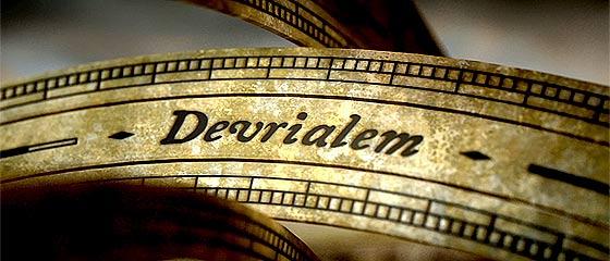 【動画】世界の文化や生活を紹介するテレビ番組 『 Devrialem 』 の、雰囲気の良いオープニングタイトル映像