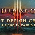 【オススメ】アクションRPG『 Diablo III 』をテーマに開催されている、Tシャツデザインコンテストの出来が素晴らしい