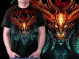 アクションRPG『 Diablo III 』をテーマに開催されている、Tシャツデザインコンテストの出来が素晴らしい10