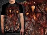 アクションRPG『 Diablo III 』をテーマに開催されている、Tシャツデザインコンテストの出来が素晴らしい11
