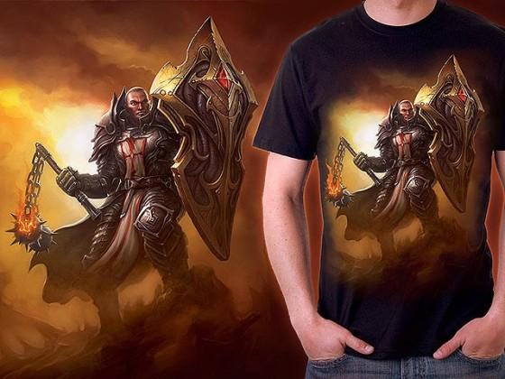 アクションRPG『 Diablo III 』をテーマに開催されている、Tシャツデザインコンテストの出来が素晴らしい13