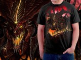 アクションRPG『 Diablo III 』をテーマに開催されている、Tシャツデザインコンテストの出来が素晴らしい14