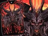 アクションRPG『 Diablo III 』をテーマに開催されている、Tシャツデザインコンテストの出来が素晴らしい17