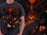 アクションRPG『 Diablo III 』をテーマに開催されている、Tシャツデザインコンテストの出来が素晴らしい18