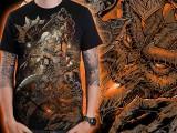 アクションRPG『 Diablo III 』をテーマに開催されている、Tシャツデザインコンテストの出来が素晴らしい23