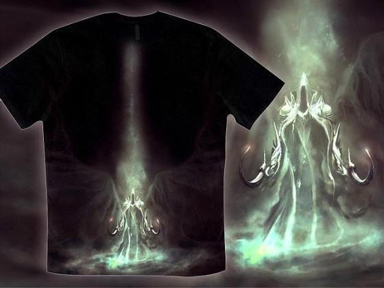 アクションRPG『 Diablo III 』をテーマに開催されている、Tシャツデザインコンテストの出来が素晴らしい24