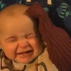 【動画】とってもキュート!お母さんの歌声に感動の涙を流す赤ちゃんの映像